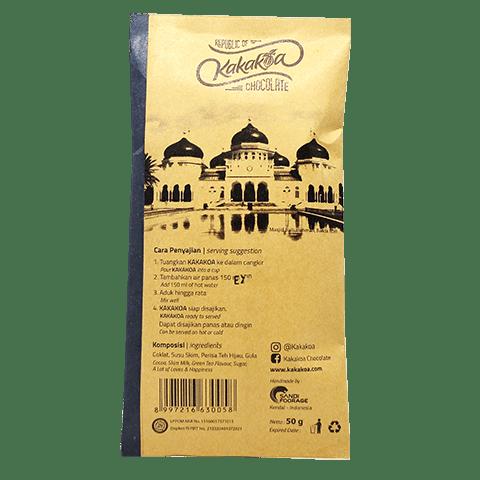 Kakakoa – Gren Tea 2-min